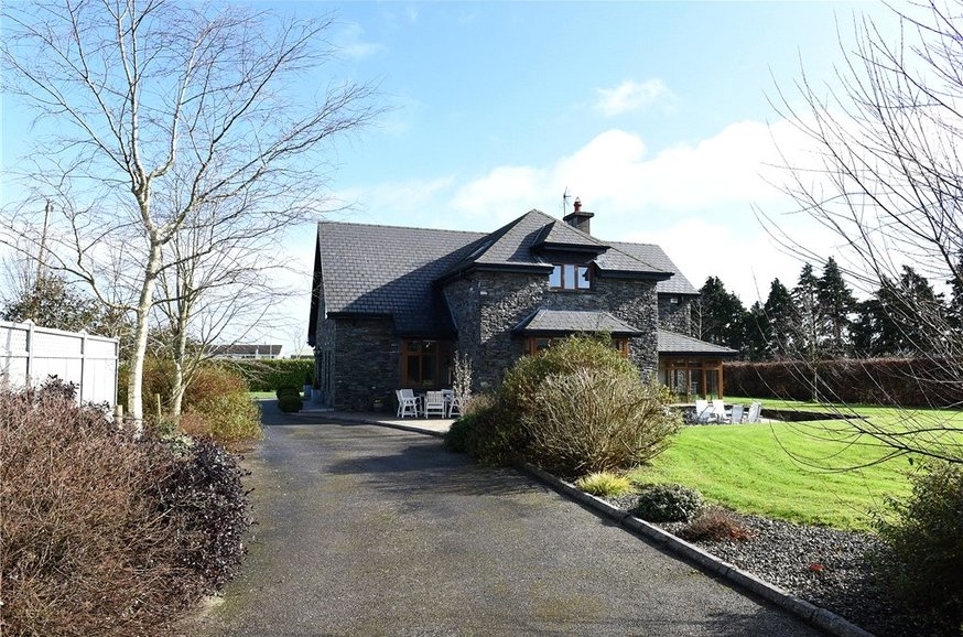 Period home in Glanmire is rich in craftsmanship and guided